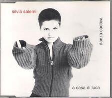 """SILVIA SALEMI - RARO CDs 1997 """" A CASA DI LUCA """""""