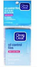 Clean & Clear Oil Control Film Blotting Paper, Oil-absorbing Sheets for Face, 60