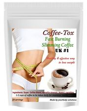 10 DAYS STRONG SLIMMING DIET COFFEE-TOX FAST WEIGHT LOSS FAT BURNER PLUS DRINK