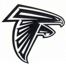 REFLECTIVE Atlanta Falcons fire helmet motorcycle hard hat decal sticker yeti
