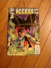 DC/Marvel: All Access #3 1997 DC Comic Book
