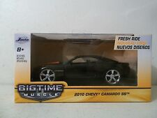 2014 JADA TOYS 1/32 SCALE BIGTIME MUSCLE 2010 CHEVY CAMARO SS BLACK