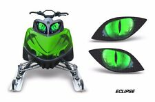AMR Racing Arctic Cat M Series Crossfire Sled Snowmobile Headlight Eyes ECLIP G