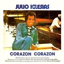 JULIO IGLESIAS CORAZON CORAZON SEALED CD