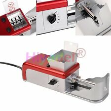 Cigarette Rolling Machine Electric Automatic Tobacco Roller Injector Maker TKK