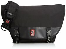 NEW+TAGS-CHROME Industries Mini Metro Black/Black Messenger Bag Waterproof