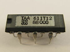 TAA611T12 SGS Audio Amplifier 2,1W, 15V