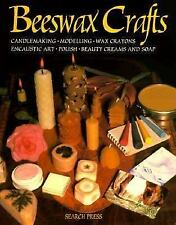 Beeswax Crafts, Candlemaking, Modelling, Beauty Creams, Soaps and Polishes, Enca
