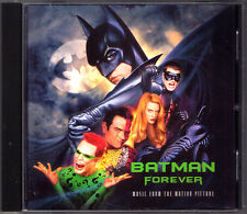 BATMAN FOREVER Soundtrack CD U2 PJ Harvey Brandy Seal Massive Attack Nick Cave