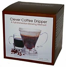 Clever Coffee Dripper, Large, 18 Ounces, New, Free Shipping