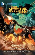 Batman Detective Comics Volume 4 The Wrath TPB/Trade Paperback DC Comics New 52