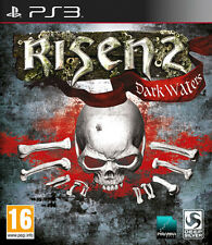 Risen 2 Dark Waters PS3 Playstation 3 IT IMPORT DEEP SILVER