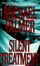 Silent Treatment by Michael Palmer (1996, Paperback, Reprint) FF1187