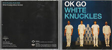 Ok Go - White Knuckles - Rare Radio Promotional CD Single - 1203