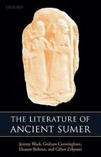 THE LITERATURE OF ANCIENT SUMER - NEW PRE-LOADED AUDIO PLAYER BOOK