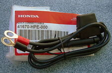 HONDA GENERATOR STARTING BATTERY CHARGING CORD 12v DC EU7000is EU3000 / YAMAHA