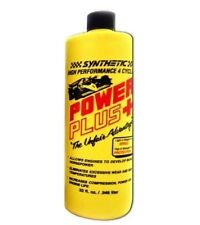 "Manhattan Oil ""Power Plus +"" - 4 Cycle 32 oz. Go Kart Karting Cart Races"
