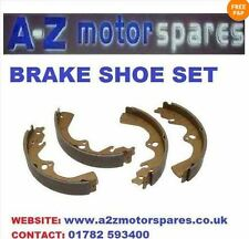 FOR MERCEDES A150 A160 A170 A180 A190 A200 2001-  REAR HAND BRAKE SHOES COMPLETE