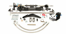 Unisteer 1955 1956 1957 Ford Thunderbird Rack and Pinion Kit Bolt On