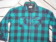 Vintage CAMPUS Plaid Flannel Shirt Hunting size: XL