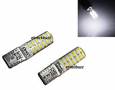 High quality T10 24 SMD Silicone Error Free Bike LED Light For Harley Davidson