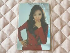 (ver. Tiffany) Girls' Generation SNSD 3rd Album The Boys Photocard KPOP