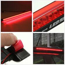 12V High-mount Car Rear Windshield Red 40LED Warning Signal Brake Light For Benz