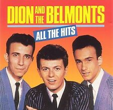 Dion & The Belmonts All the hits (16 tracks) [CD]