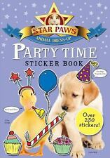 Party Time Sticker Book : Over 250 Stickers by Macmillan Children's Books...