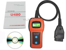 U480 Universal OBD2 CAN BUS Fault Code Reader Scanner diagnostic scan tool U 480