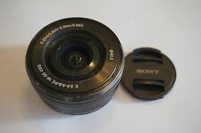 AS-IS Sony SEL 16-50mm f/3.5-5.6 OSS Lens FREE SHIPPING