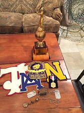 Naval Air command 1951-1953 Softball Trophy And Group