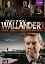 Wallander Complete BBC TV Series All Season 1-4 Box DVD Set Collection Show Lot