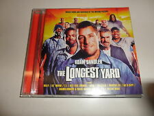 Cd    Various  ‎– The Longest Yard (Music From And Inspired By The Motion Pictur