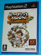Harvest Moon A Wonderful Life Special Edition Sony Playstation 2 PS2 PAL New