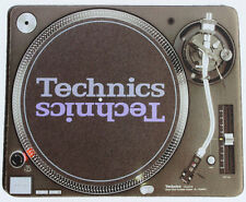 Custom Printed Technics SL-1210 MK2 Turntable Deck Mouse pad mouse mat computer