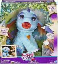 FurReal Friends Torch My Blazin Dragon Breaths Flame Colored Mist NEW IN BOX