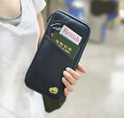 Travel Passport Holders Credit ID Card Cash Coin Wallet Bags Purse Multifunction