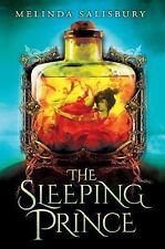 The Sleeping Prince by Melinda Salisbury (2016, Hardcover)
