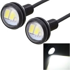 2 PCS MZ 22.5mm 1.5W 150LM White Light 3 LED SMD 5630 Spotlight Eagle Eye Light