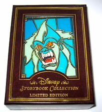 LE JUMBO Disney Pin✿Everest Storybook Yeti Stained Glass Mickey Mountain Climber