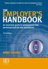 The Employer's Handbook : Employment Law, Personnel Policies and Procedures...