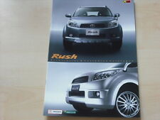 54404) Toyota Rush RAV4 Zubehör Japan Prospekt 200?