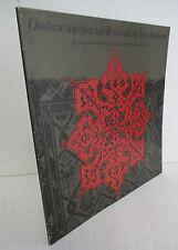 OOSTERSE TAPIJTEN UIT DE SCHENKING VAN AARDENNE 1977 Exhibition Catalog, Rugs