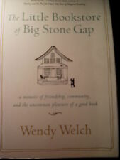 NEW The Little Bookstore Of Big Stone Gap - Welch, Wendy
