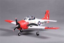 "FMS 800mm 31.5"" T28 Red RTF RADIO CONTROL R/C AIRPLANE RC PLANE NEW"