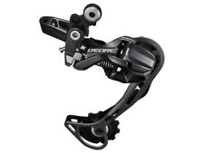 New Shimano Deore Dyna-Sys RD-M593 SGS 10 Speed Black Long Cage Rear Derailleur
