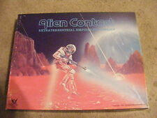 Alien Contact Space/War Strategy Game Phoenix Enterprises Ltd NEW NOT SEALED
