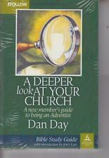 Lot of 3 iFollow A Deeper Look At Your Church by Dan Day Bible Study Guide EY-23