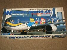 MARINE JUMBO JR BOEING 767 {ANA} 1:100 Model Kit DOYUSHA Complete,Manual,Decals